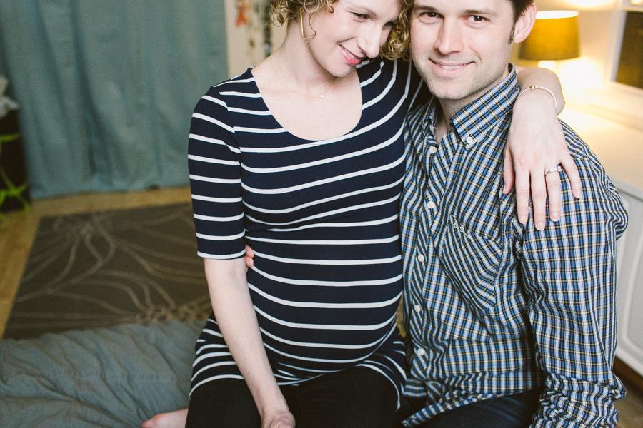 Salem Maternity Session