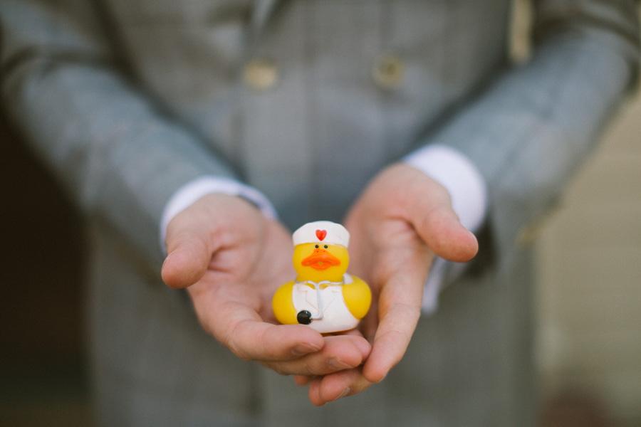 Wedding Rubber Duck