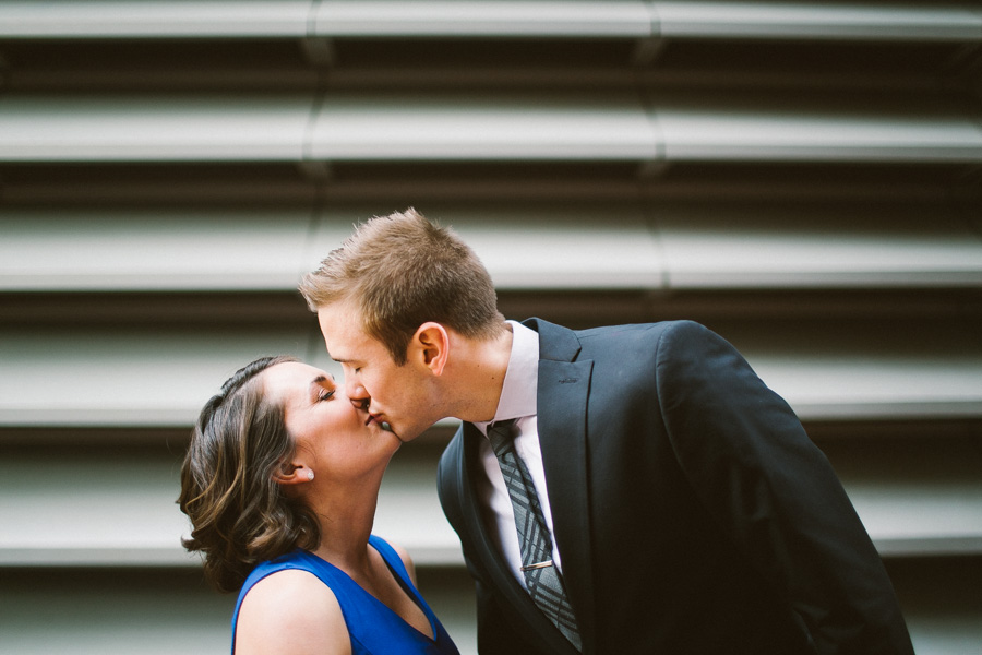 Boston Downtown Wedding