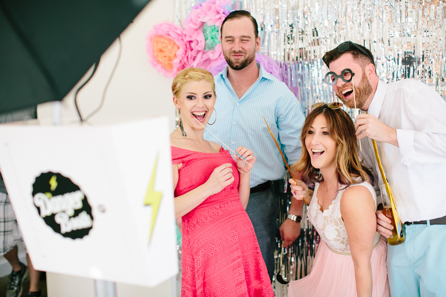 Cape Cod Wedding Photo Booth