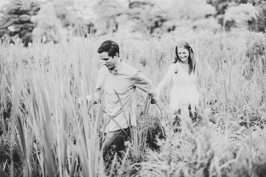 Artistic Boston Engagement Session
