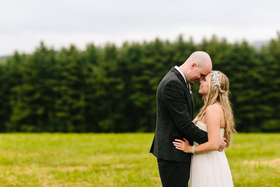 Rustic New England Wedding Photography