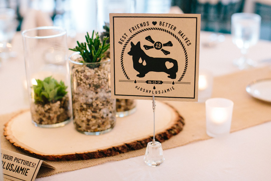 Corgi Wedding Details