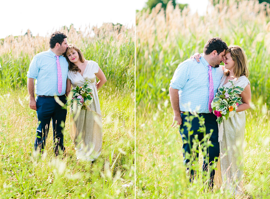 Cape Cod Wedding Portraits