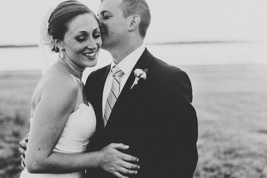 Creative Newport Wedding Portrait