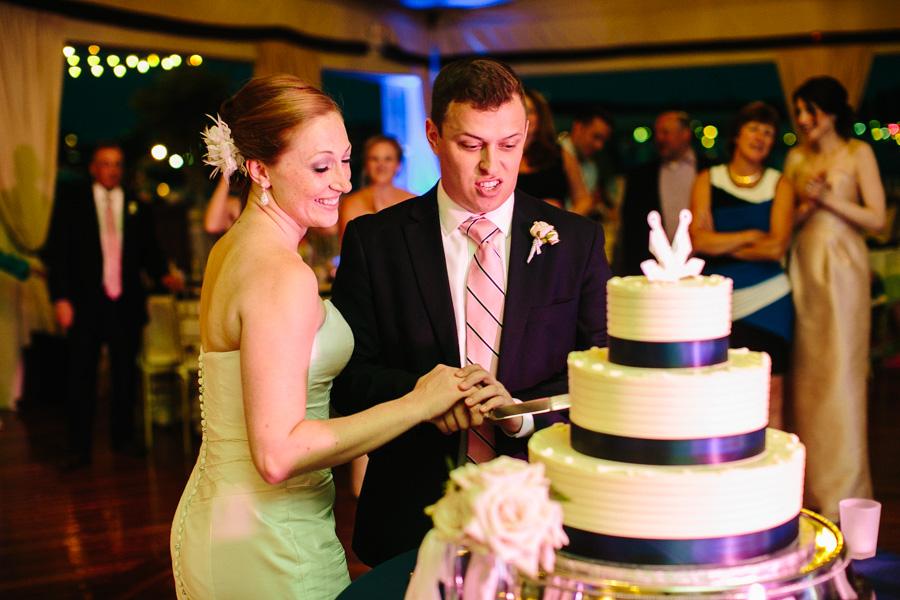 Regatta Place Wedding Reception