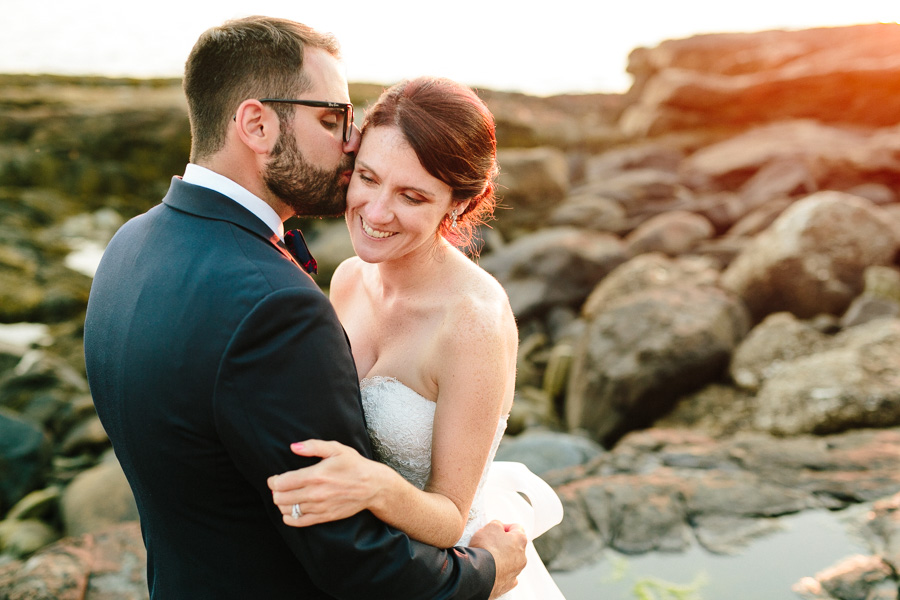 Newagen Seaside Inn Wedding Photographer