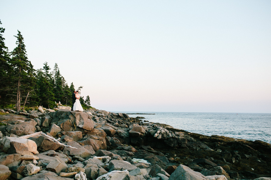 Maine Wedding Portraits