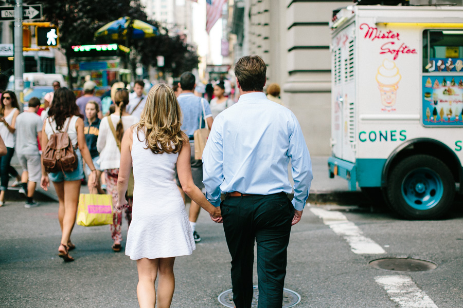 Mister Softee Engagement Session