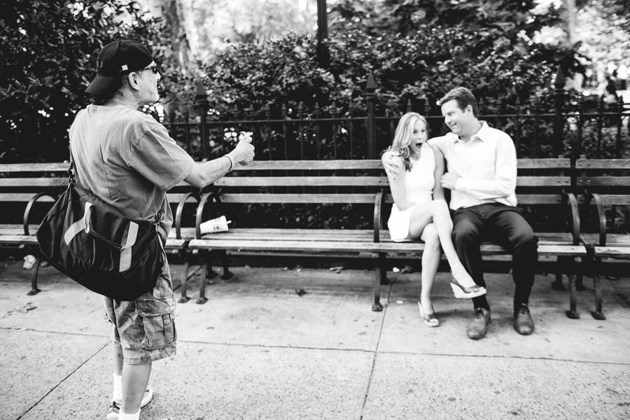Manhattan Wedding Photojournalism