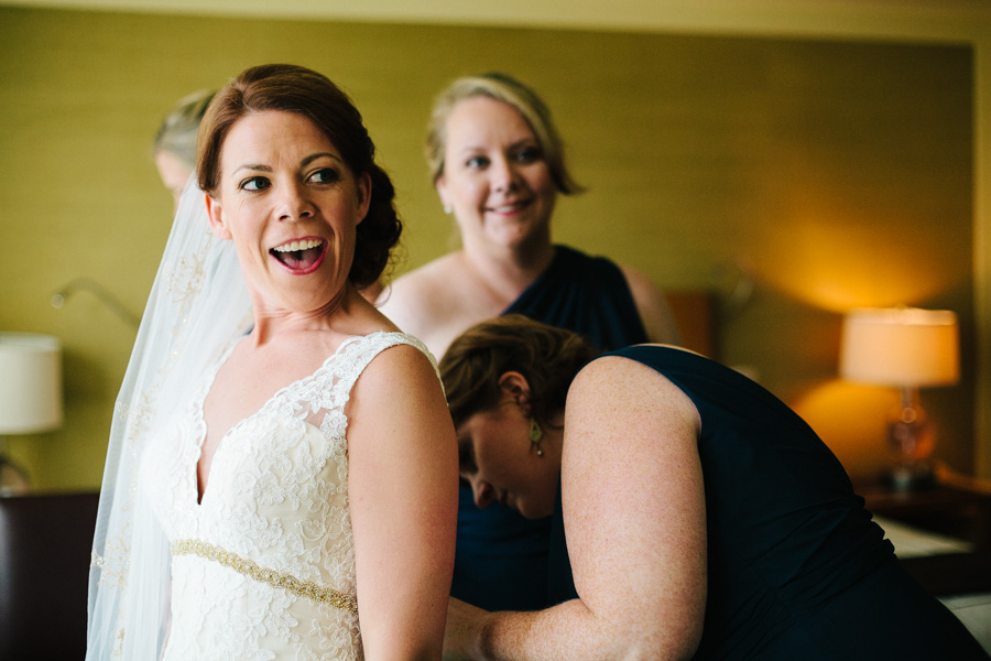 colonnade hotel wedding photography