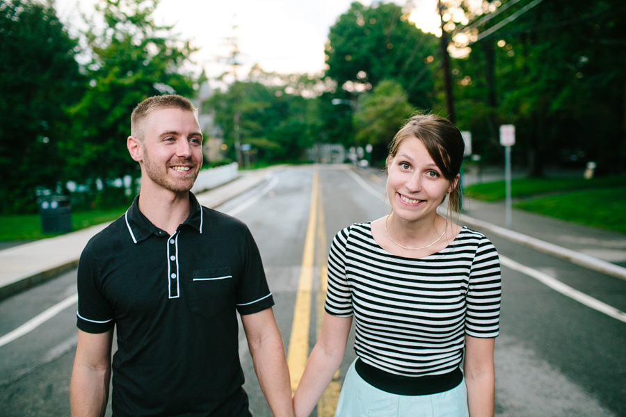 Framingham Engagement Session