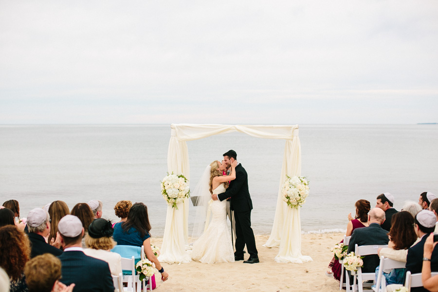 Creative Brewster Wedding Ceremony