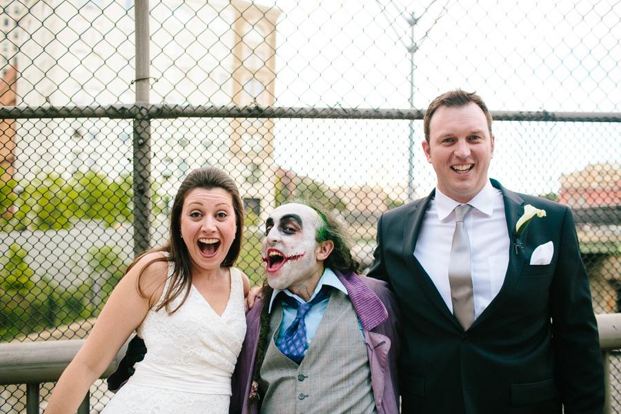 Downtown Boston Wedding Photography