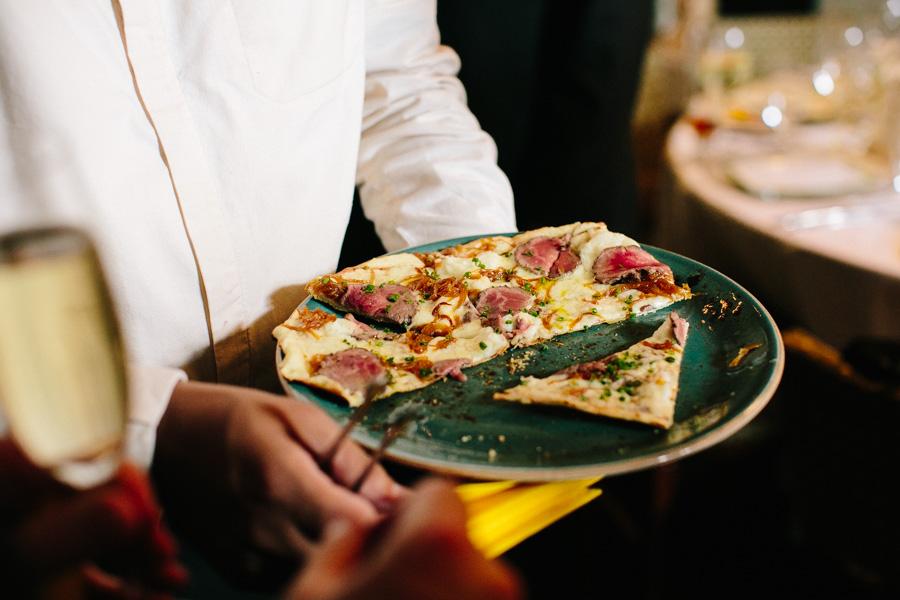 Mistral Restaurant Wedding Reception