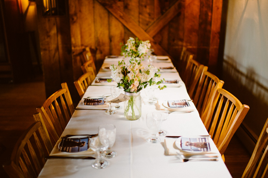 Bittersweet Farm Wedding Reception