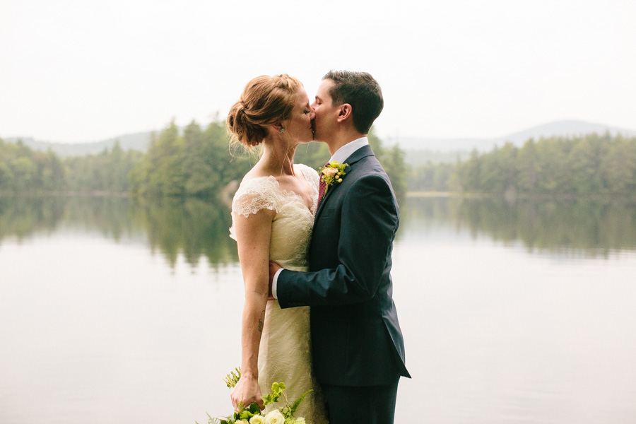 Windsor Mountain Summer Camp Wedding