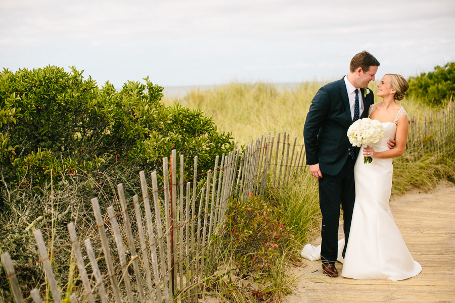 Creative Cape Cod Wedding