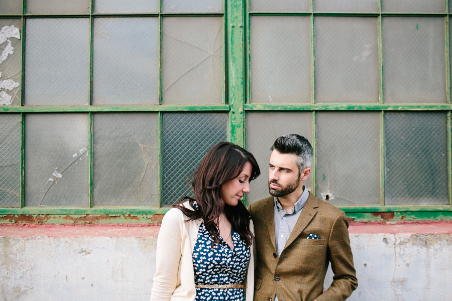 Creative Boston Shipyard Engagement Session