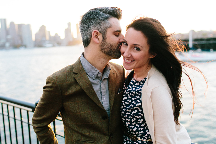 East Boston Engagement Session