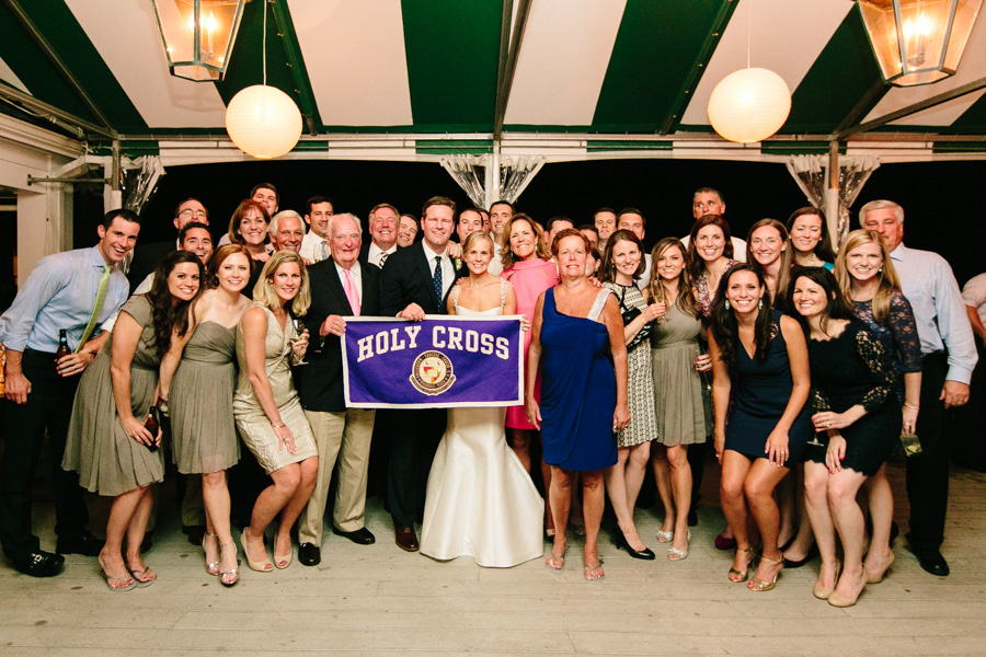 Holy Cross Wedding