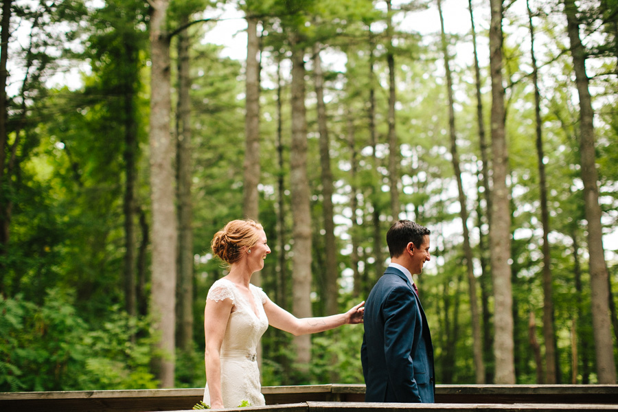 Windsor Mountain Summer Camp Wedding Photography