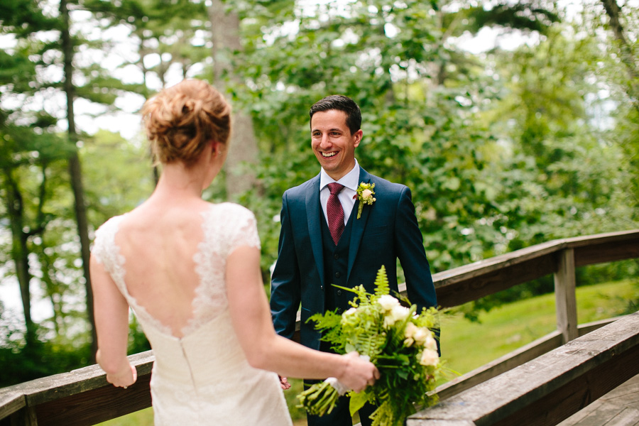 Windsor Mountain Summer Camp Wedding Photographer