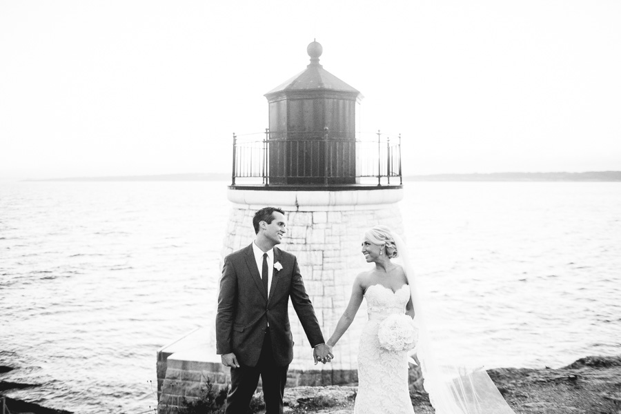 Creative Newport Wedding