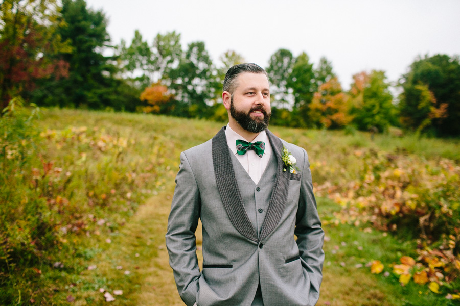 Hip New England Fall Wedding