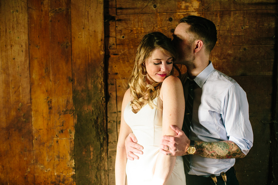 DIY New England Farm Wedding