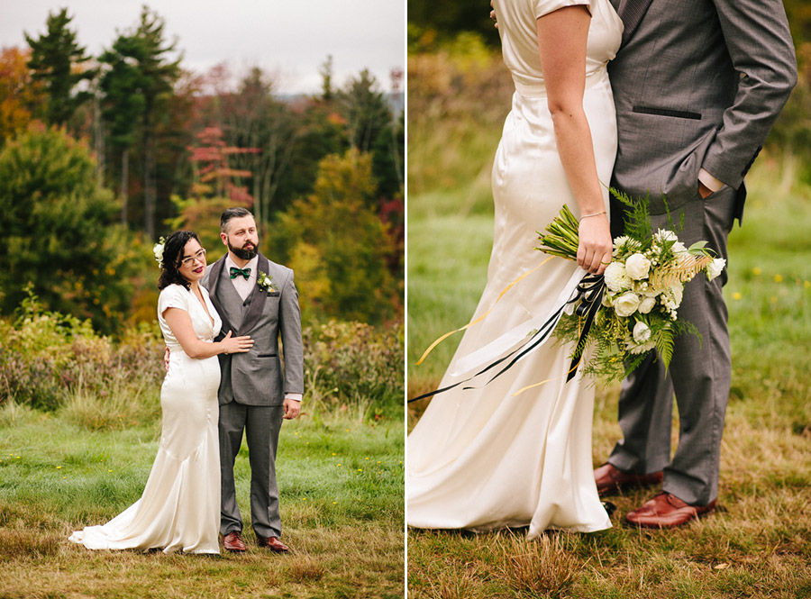 Creative New England Wedding Photography