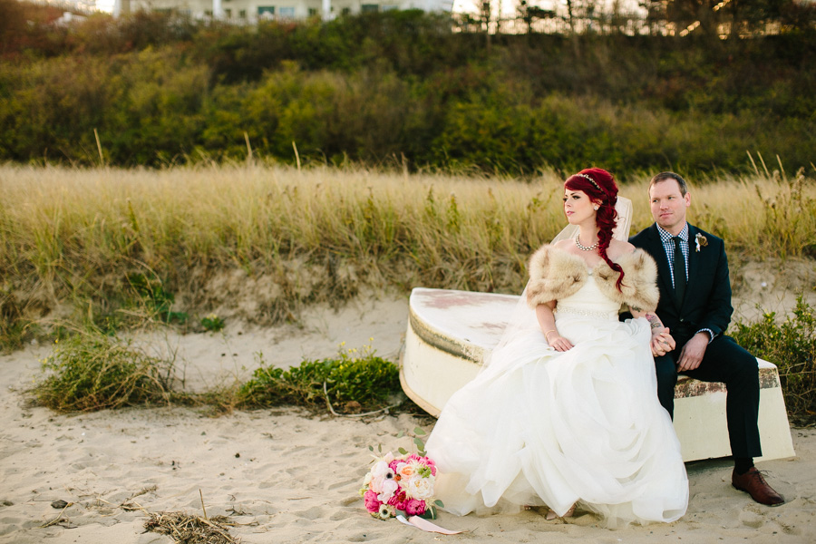 DIY Cape Cod Wedding
