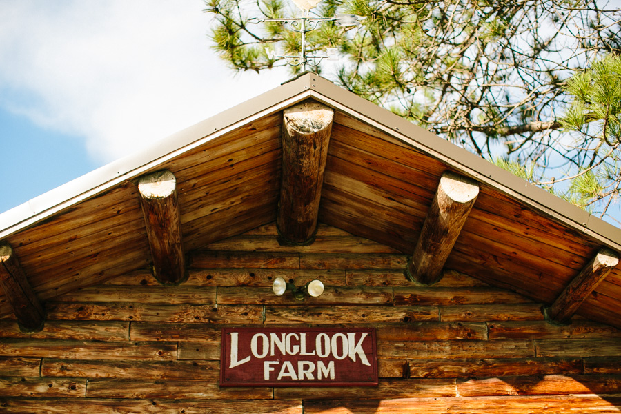 Longlook Farm Wedding