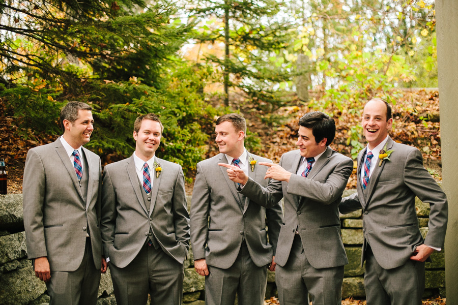 Creative New Hampshire Wedding