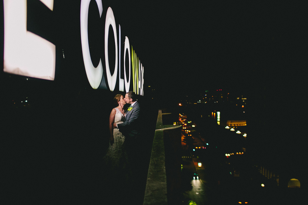 Colonnade Hotel Wedding
