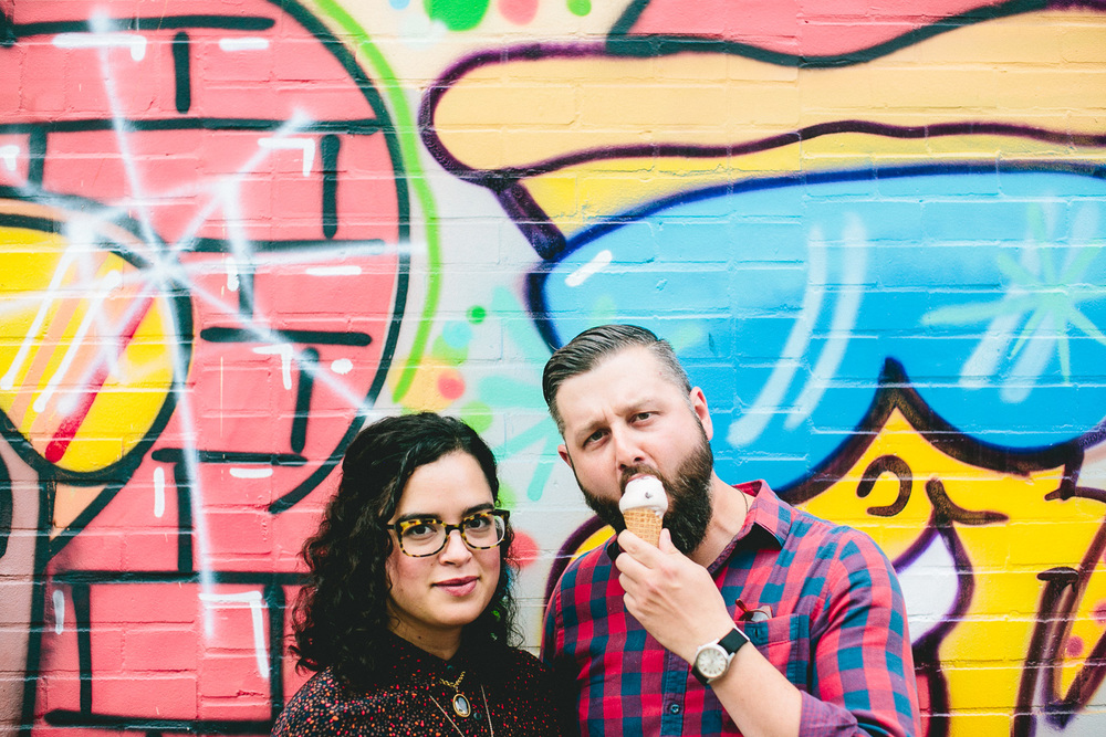 Somerville Engagement Session