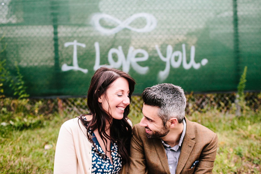 Grafitti Engagement Session