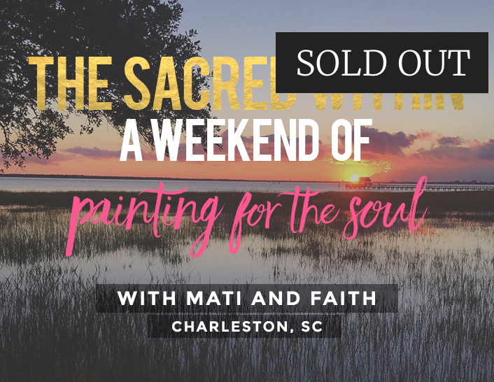 Charleston, South Carolina :: November 3-5, 2016