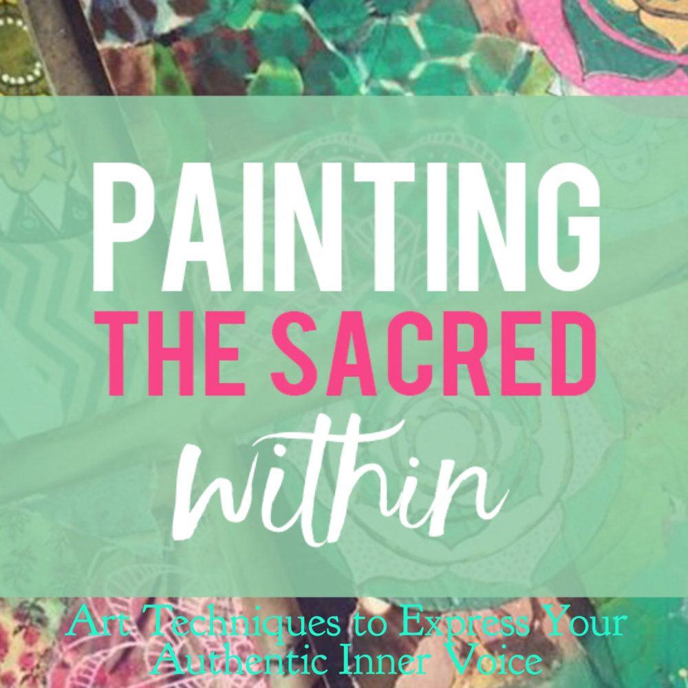 Find Your Creative Voice :: A Painting Immersion