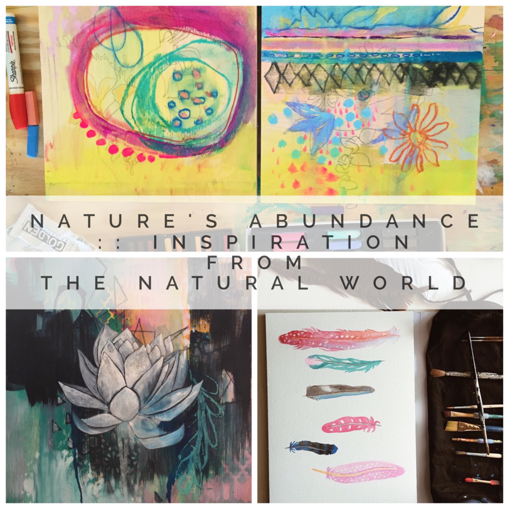 $39 The Natural World: Painting Workshop