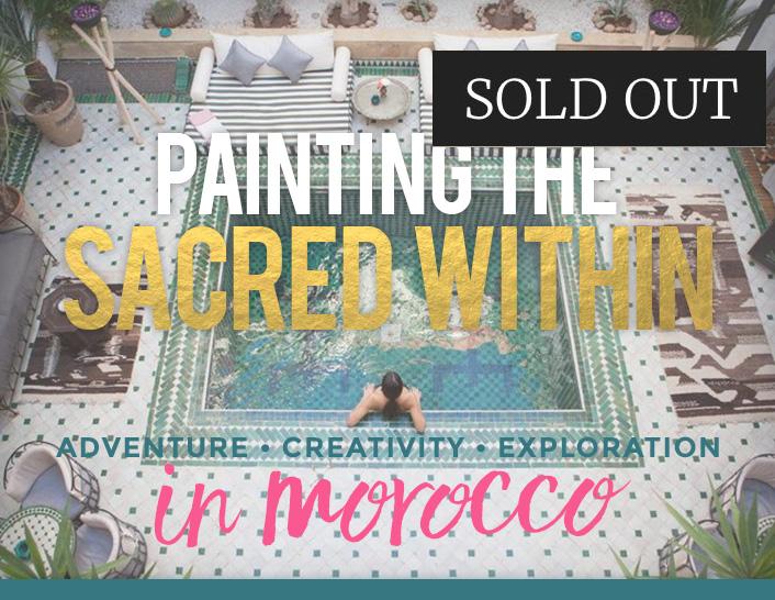 Marrakech, Morocco :: OCTOBER 7-13, 2017