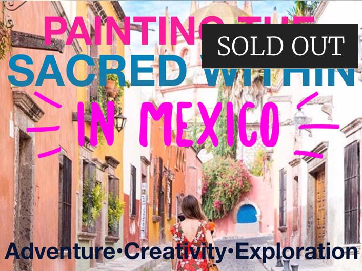 San Miguel de Allende, Mexico :: Jan 28-Feb 3, 2019