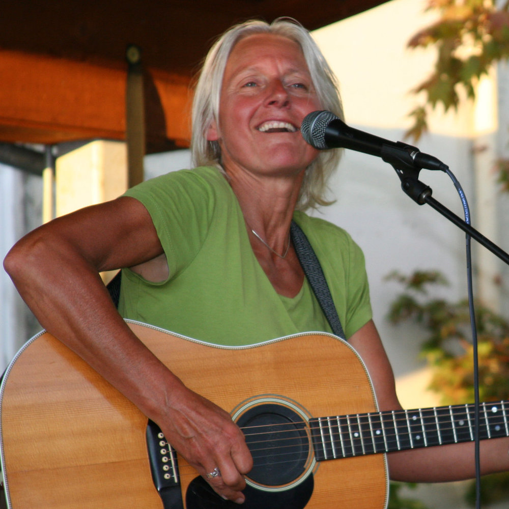 Nestled between the San Juan Islands and Mount Baker in the Pacific Northwest, Sher Vadinska feels most at home. Inspired by the beauty of the land and its people, she writes, makes music, teaches, and plays outside as often as possible.