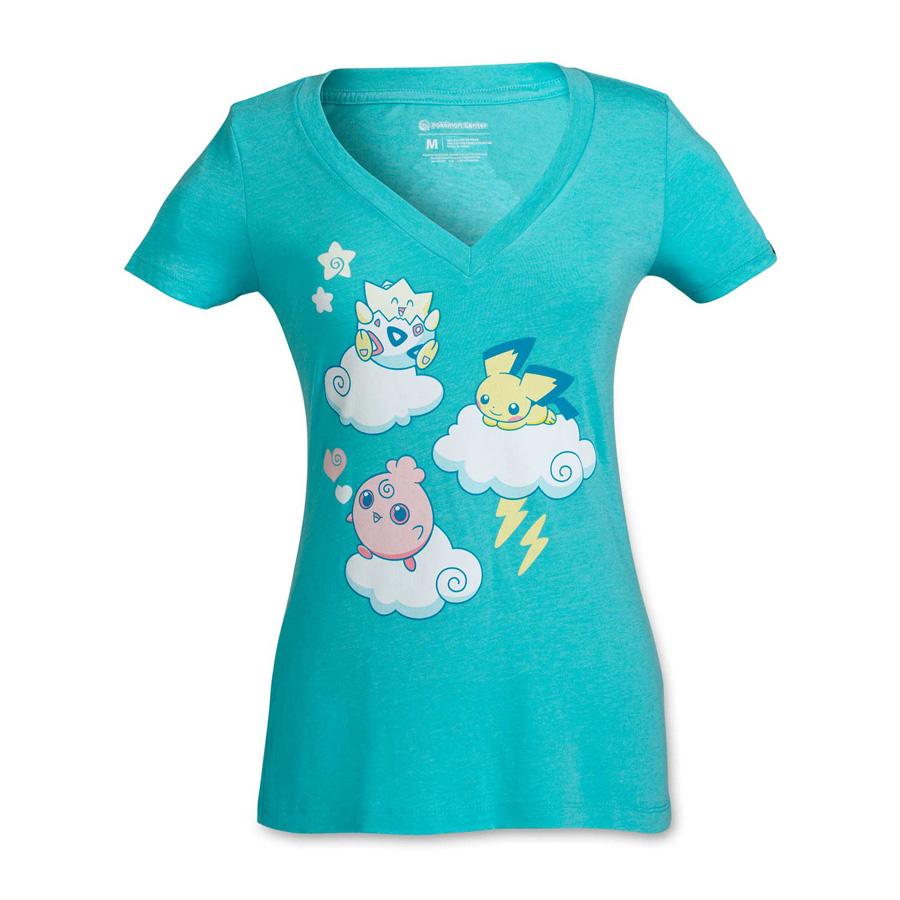 Johto Cuties Women's T-shirt (Front)