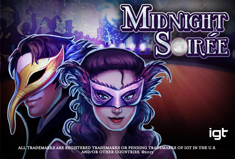 Midnight Soirée - Splash Screen