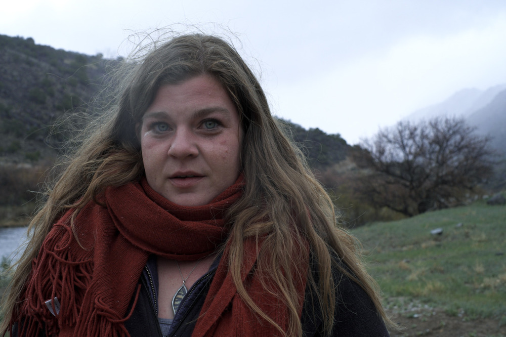 Rachel [April, 2014; outside of Taos, NM]