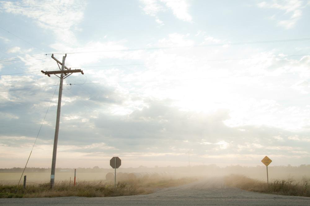 Dead End. [September, 2013; Brookings, SD]