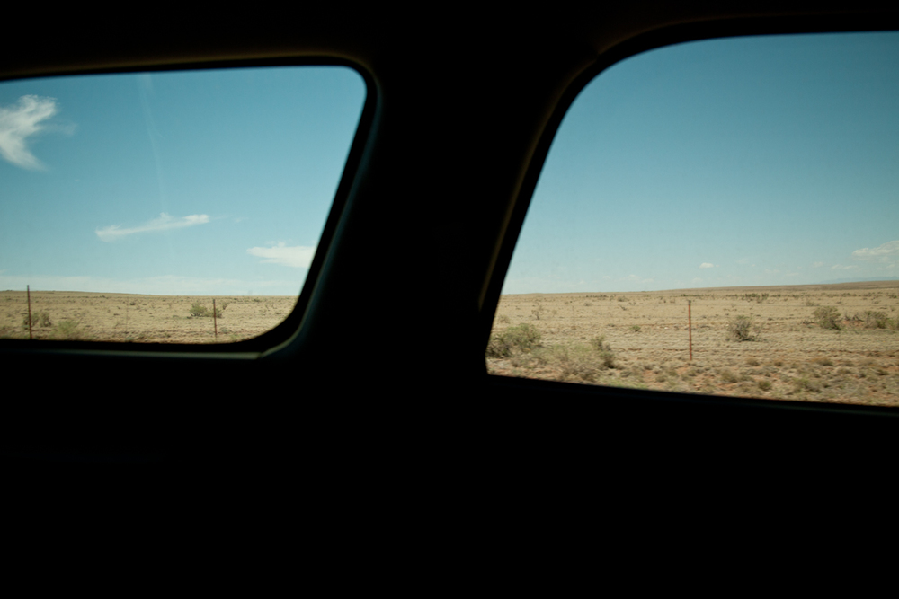 Open roads are my favorite roads [May, 2013; somewhere in Southern New Mexico]