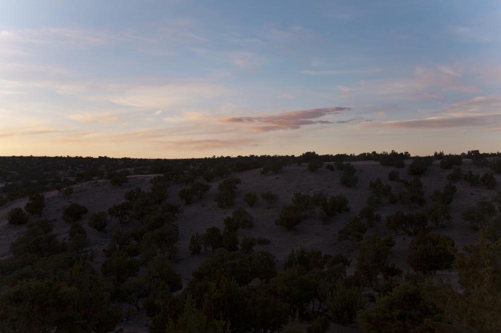 Horizons [November, 2012; Santa Fe, NM]