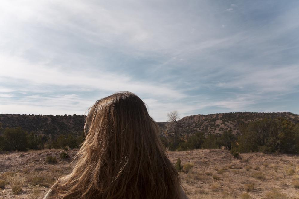 [November 3, 2012; outside of Santa Fe, NM]